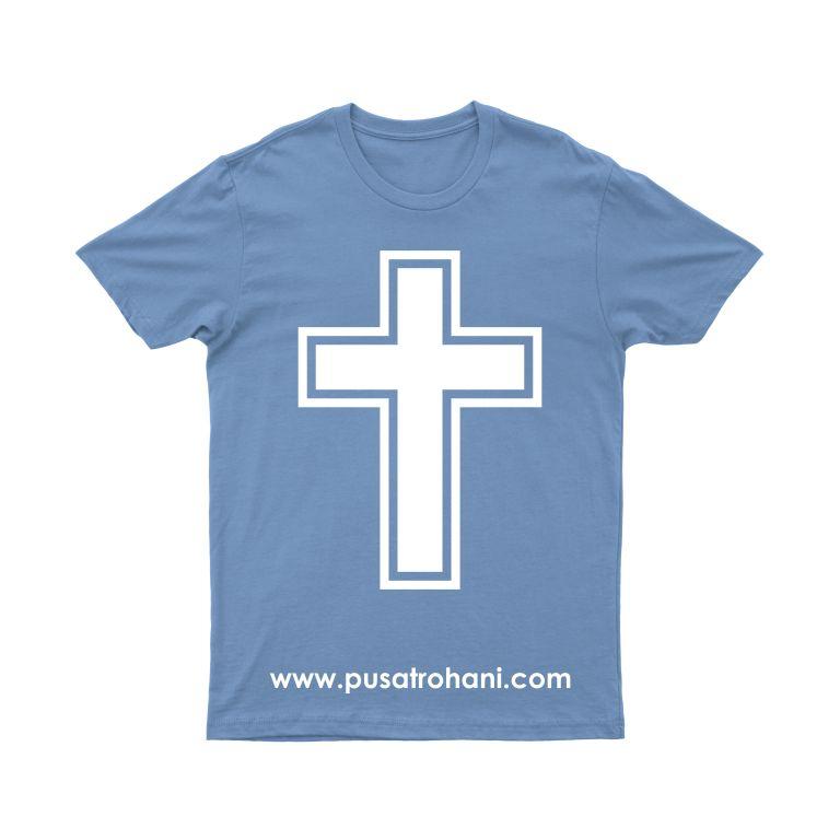 Kaos Rohani Katolik & Kaos Rohani Kristen Salib 2