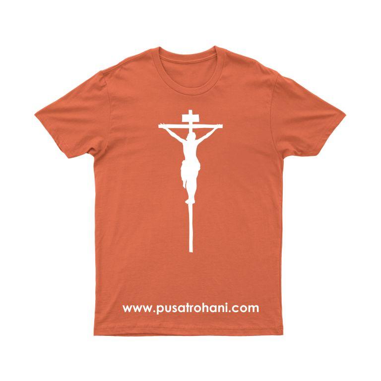 Kaos Rohani Katolik & Kaos Rohani Kristen Salib 5